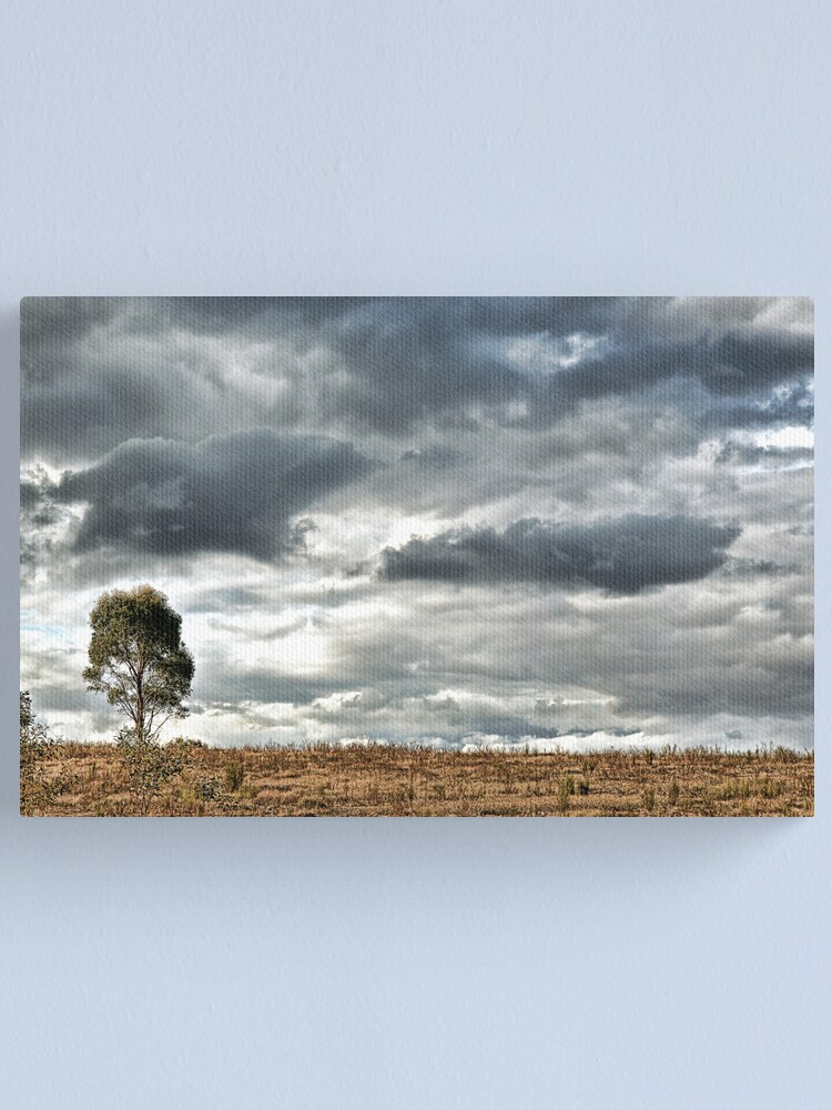 Alternate view of OneTree Hill Canvas Print