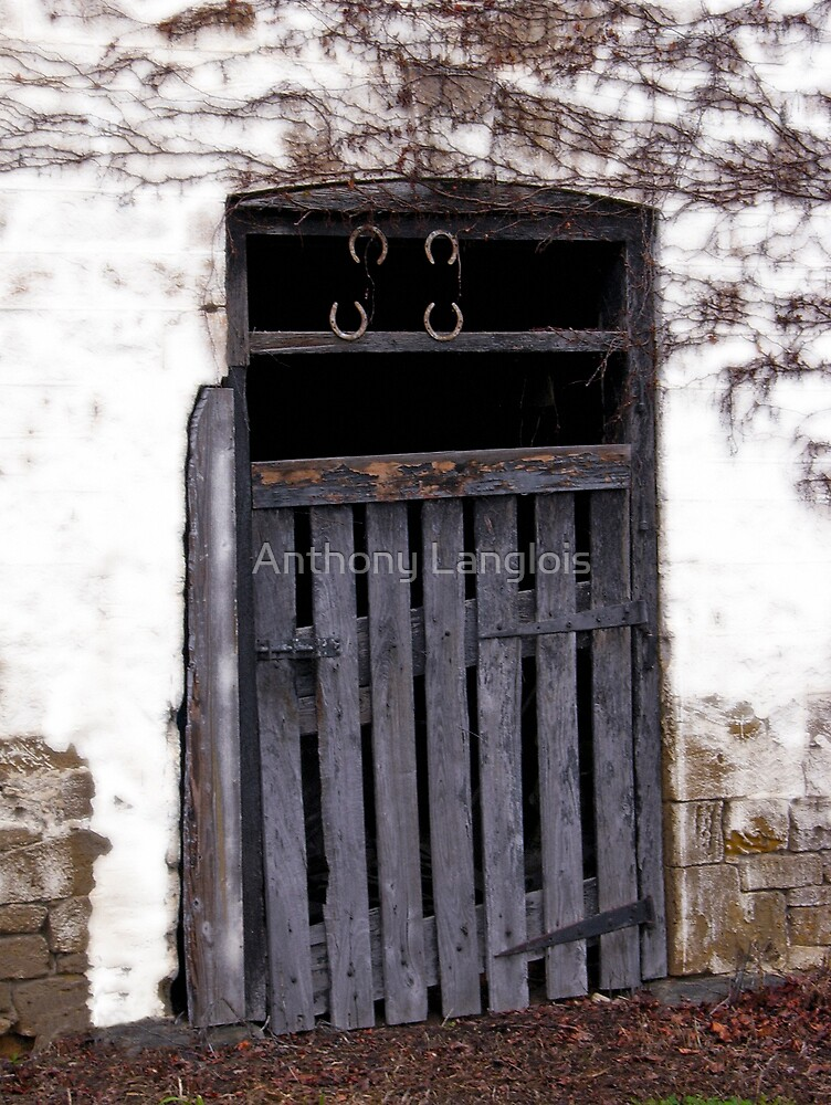 stable... by Anthony Langlois