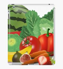 Healthy. iPad Case/Skin