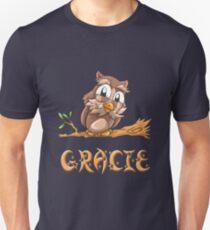 Gracie Owl Unisex T-Shirt