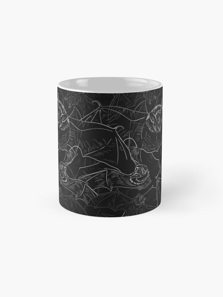 Alternate view of Bat Attack Mug