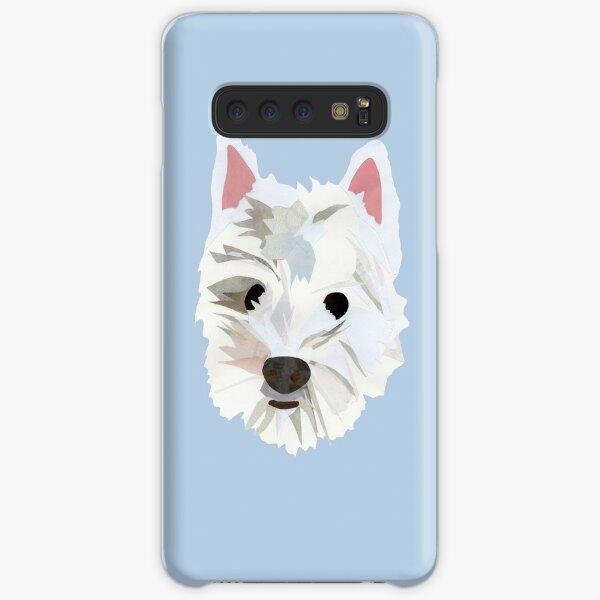 Max the Westie Samsung Galaxy Snap Case