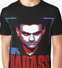100% Badass Ben Shapiro Graphic T-Shirt