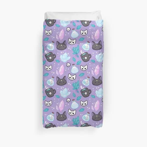 Herb Witch Duvet Cover