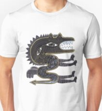decorative surreal dragon Unisex T-Shirt