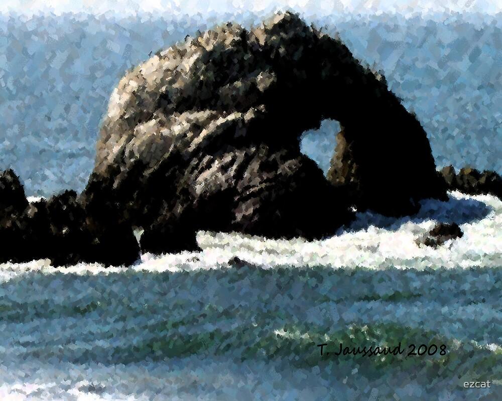 Bay Rock  by ezcat