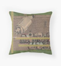 Rough Craft Giraffe Throw Pillow
