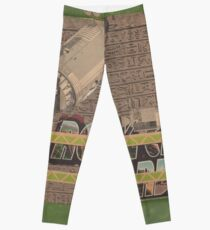 Rough Craft Giraffe Leggings