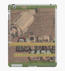 Rough Craft Giraffe iPad Case/Skin