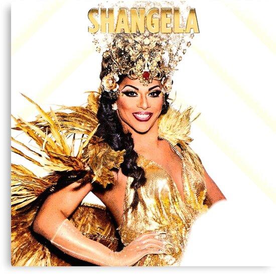 Shangela by rpdrfan