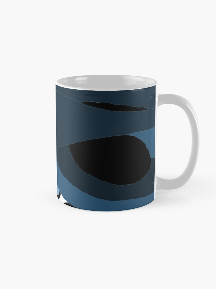Alternative Ansicht von Blue miracle Tasse