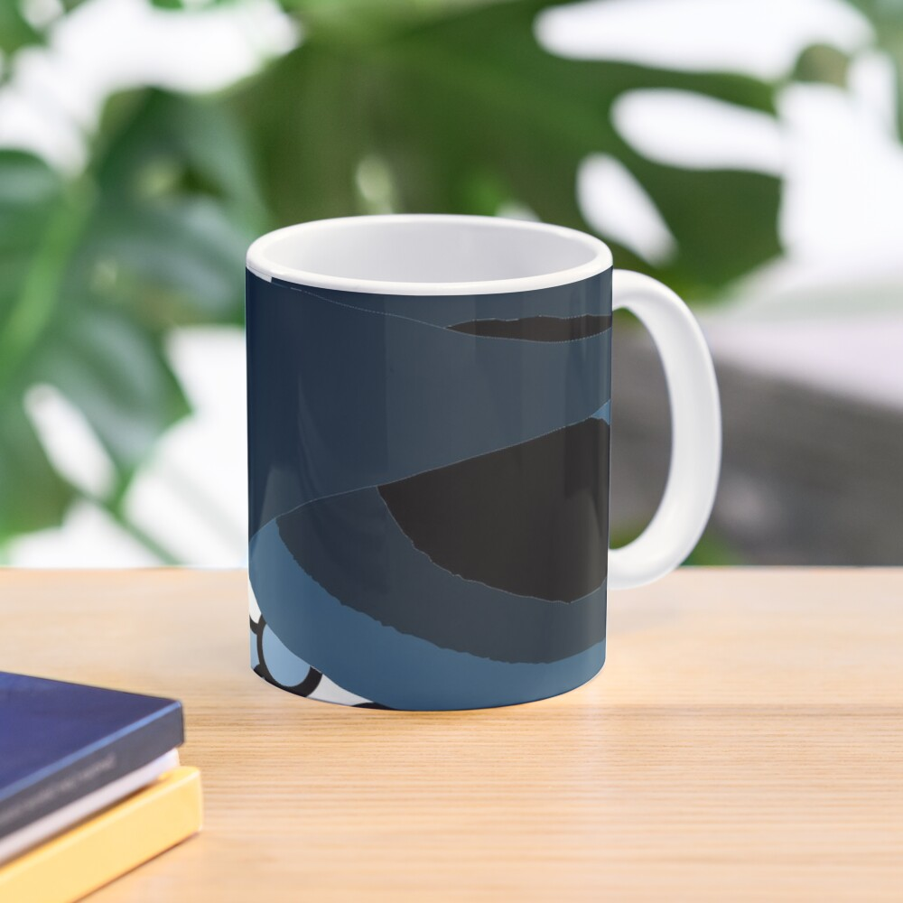 Blue miracle Tasse
