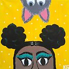 Peek a boo...I see you by Kamira Gayle