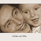 Mother and Son by Gilberte