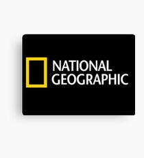 National Geographic Merchandise Canvas Print