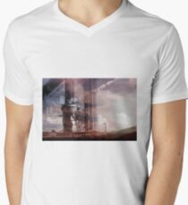 Remember that day after day Men's V-Neck T-Shirt