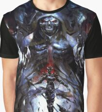 OVERLORD DEATHKNIGHT Graphic T-Shirt