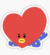 BT21 Tata Sticker