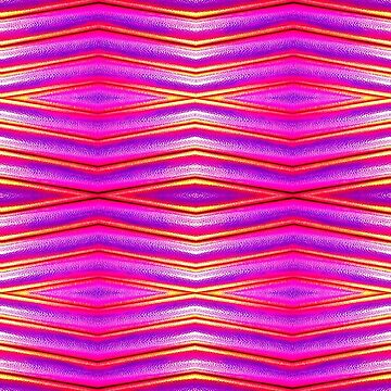 Pink metallic & iridescent snakeskin print by RainBowEscence