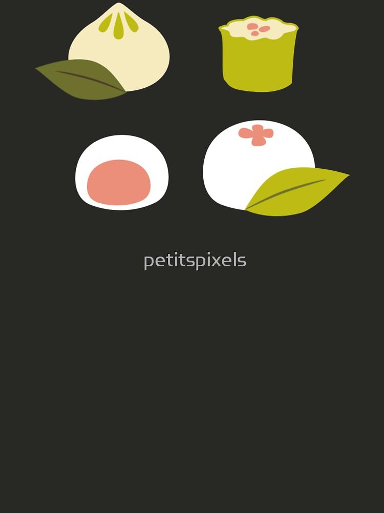 Dim Sum  by petitspixels