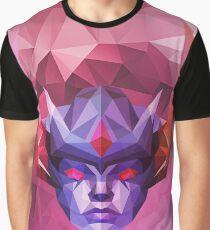 Venge Low Poly Art Graphic T-Shirt