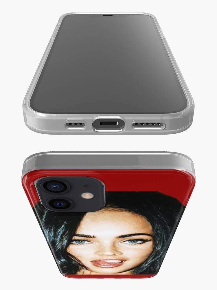 Alternate view of Megan_Tongue iPhone Case & Cover