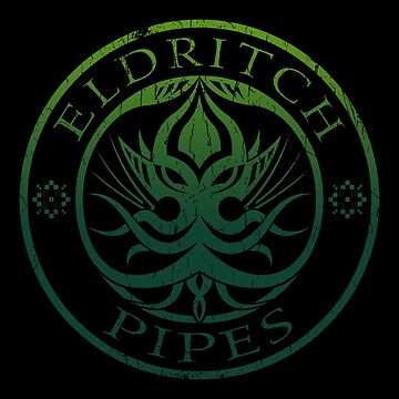Eldritch Pipes (aged, poison) by Deefurdee