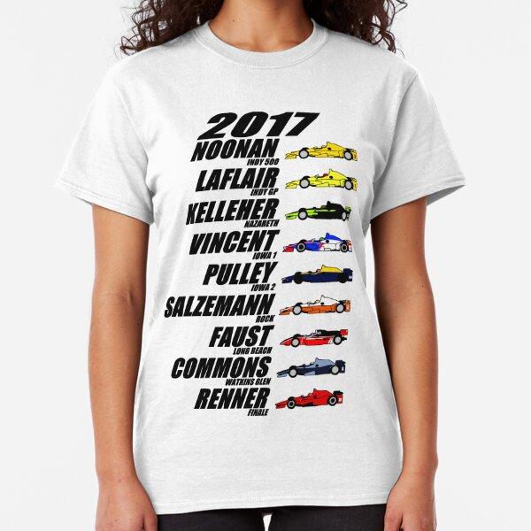 2017 Brickel's IndyCar Winners Classic T-Shirt