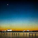 December Skyline by Jonicool