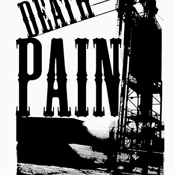 DeathPAIN tower III by avvio