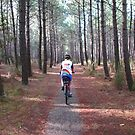 Cycling in France by stephenwaters
