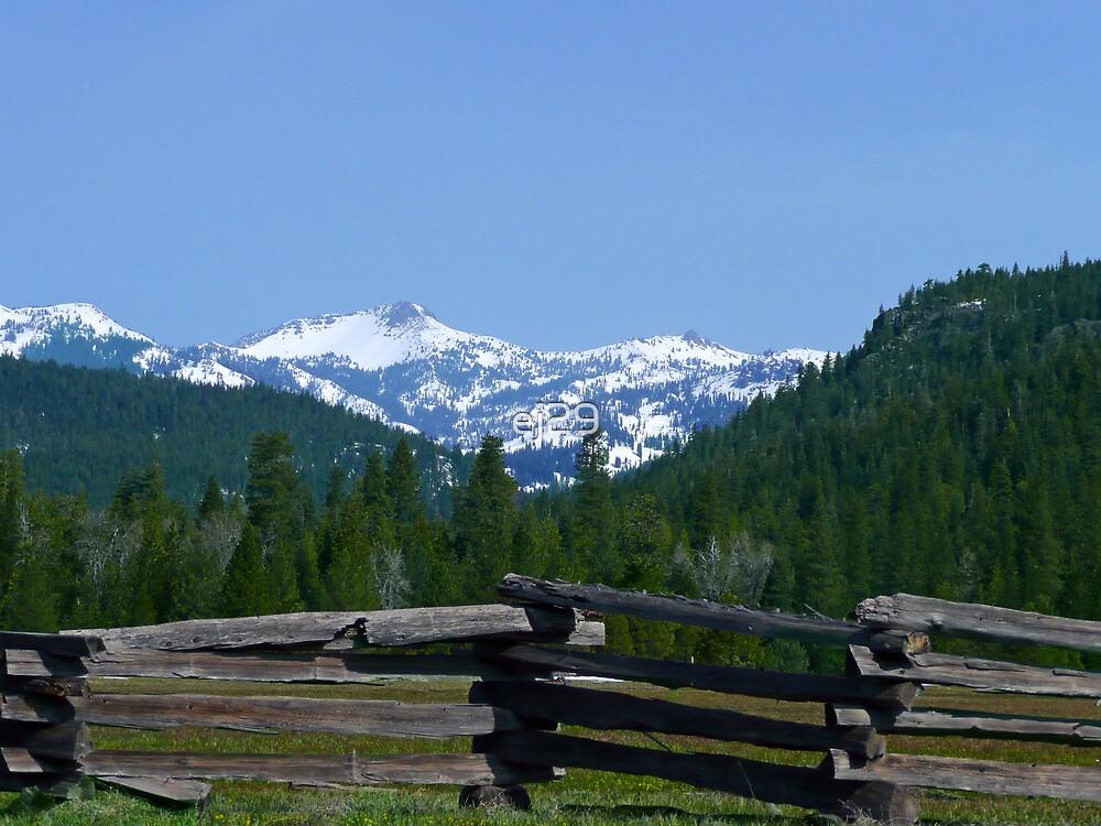 Mt Lassen by ej29