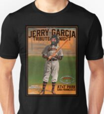 Jerry Garcia Tribute Night San Francisco Giants Unisex T-Shirt