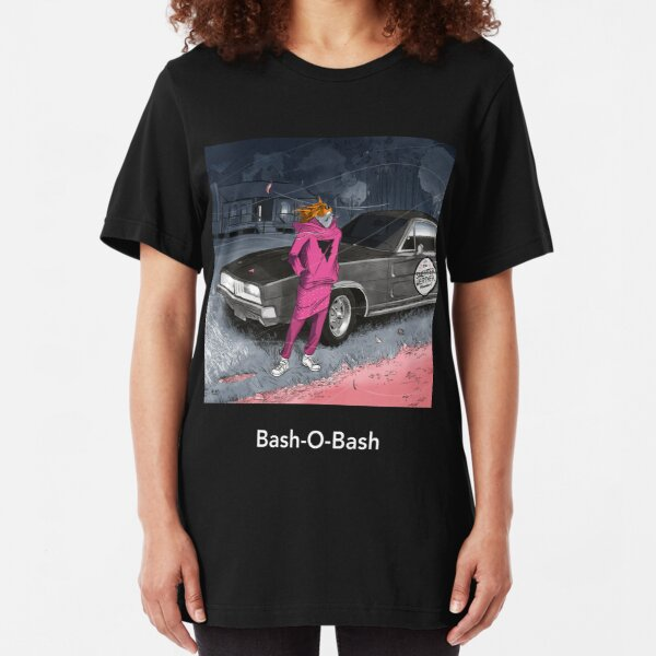 Fast Fox with the Sweater Weather Wonder Slim Fit T-Shirt