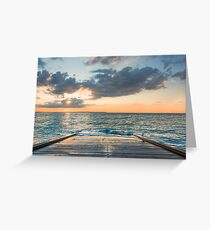 Whitstable Bay Greeting Card