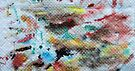 Carnival Splashy Colorful Design by Dave Martsolf