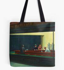 Edward Hopper - Nighthawks Tasche