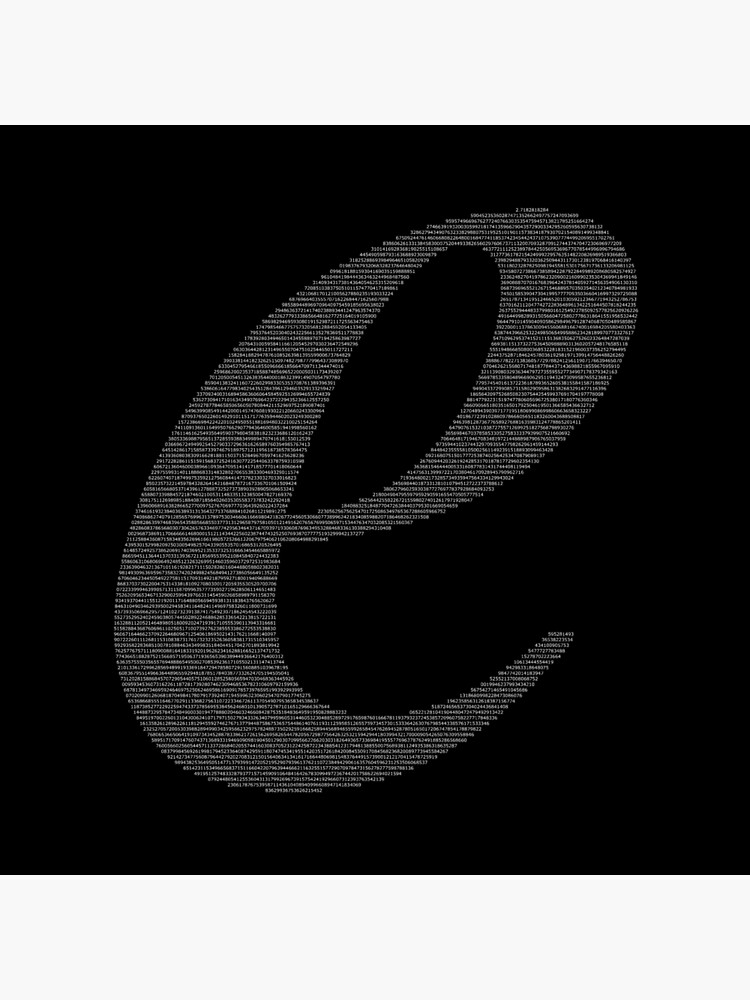 Euler's Number the Letter e & the Value of e by joehx