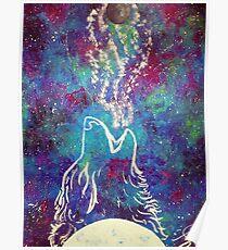Spirit Wolf  Poster