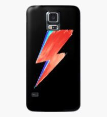 David Bowie Lightning Case/Skin for Samsung Galaxy