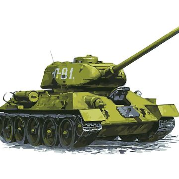 T81 Russian Tank by StephanHuard