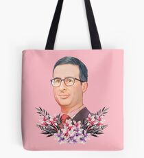 John oliver last week tonight Tote Bag