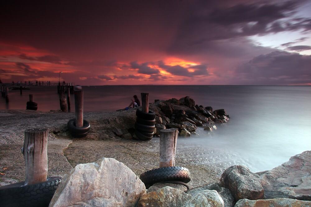 Amity Point, Stradbroke Island, Australia by David James