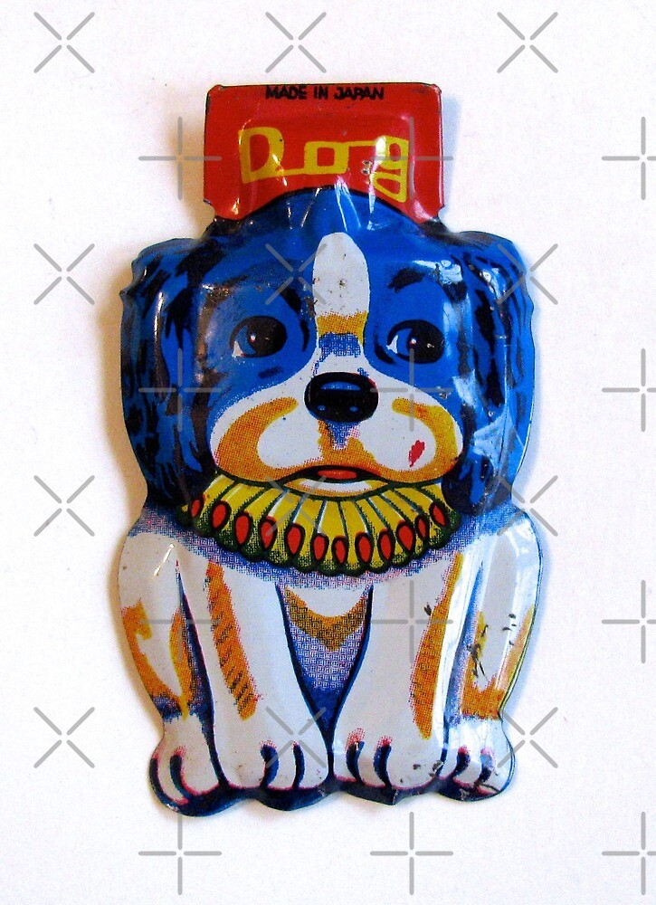 Vintage Dog Clicker by collageDP