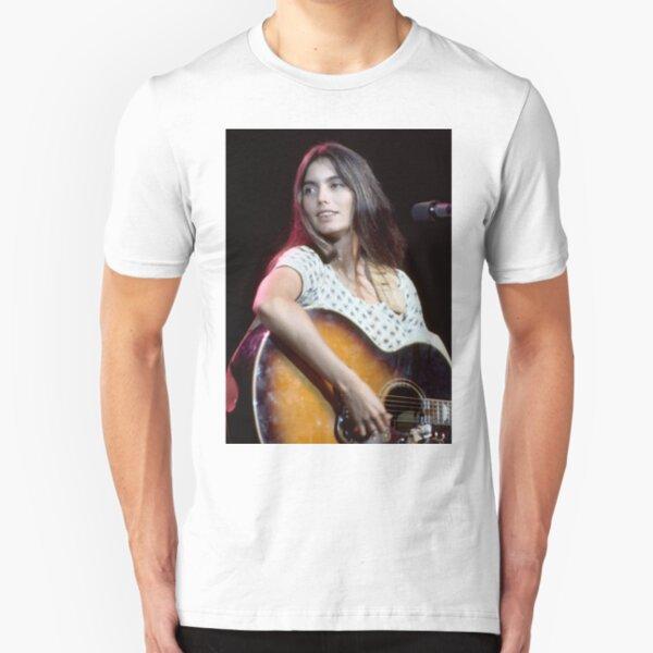 Emmylou Harris Slim Fit T-Shirt