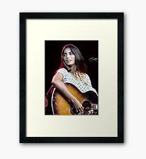 Emmylou Harris Framed Print