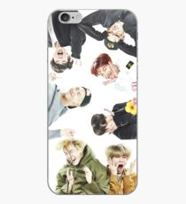Vinilo o funda para iPhone BTS Run Ep 33 Memes