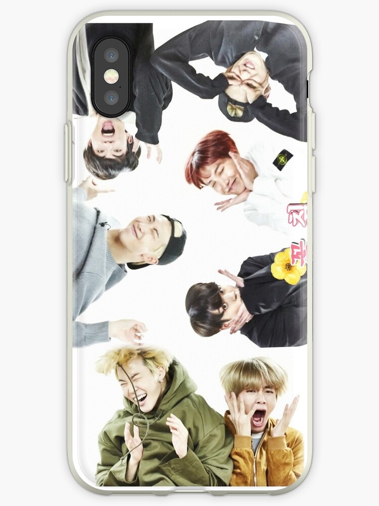 buy online e2843 556e3 'BTS Run Ep 33 Memes' iPhone Case by imgoodimdone