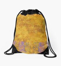 Sol celta Drawstring Bag