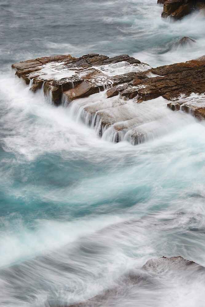 Portrait of the GAP, Sydney Australia by natureshues